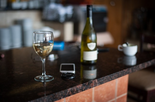 Sauvignon blanc at Tabrizi's